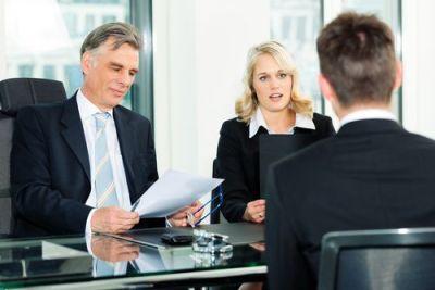 Fragen von Arbeitgebern in Vorstellungsgesprächen