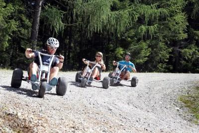 Mountaincart – der ultimative Spaß in den Bergen