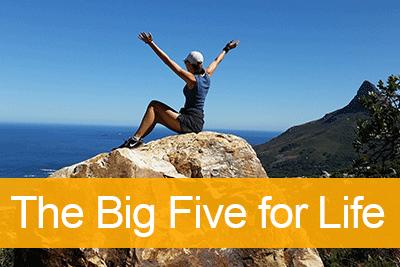 Erfolg und die Big Five for Life – Teil 2